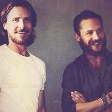 Christian Bale i Tom Hardy