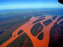 Kolorowe rzeki i jeziora. Zobaczcie jakie są piękne. Więcej po kliknięciu w o...