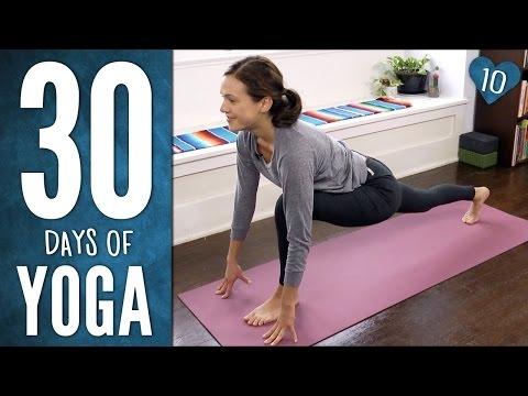 30 dni z Jogą- dzień 10