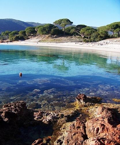 Plage de Palombaggia - Corsica