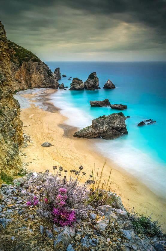 Sesimbra beach - Portugal