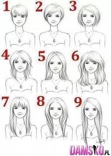 na jakim etapie długości włosów jesteś?