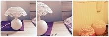 #diy#drugie zycie rzeczy#lampka#nocna#sypialnia lampka nocna obi 12 zł po prz...