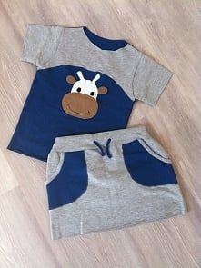DO SPRZEDANIA! Nowe ubranka dziecięce, szyte na miarę. Wszystkie szczegóły i ...