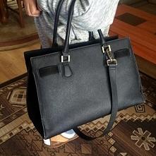 czarna torebka damska H&M  cena ze sklepu 149zł, ja sprzedaję za 69zł. do...