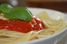 Kuchnia włoska - spaghetti :-)