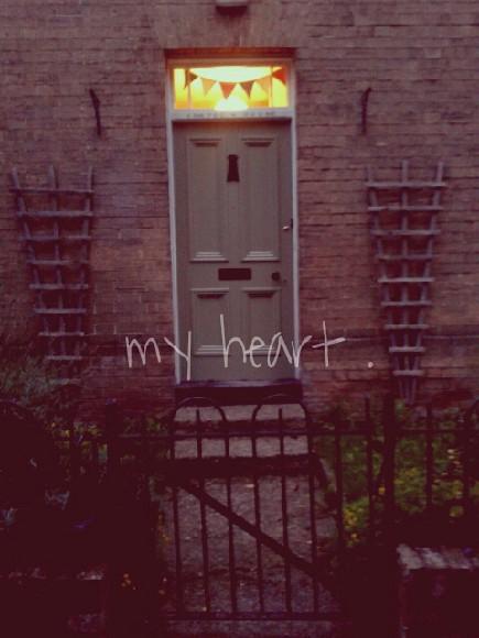 my heart~