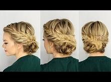 fryzura video tutorial