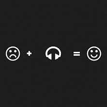 Muzyka jest najlepszym sposobem na poprawienie sobie humoru :)