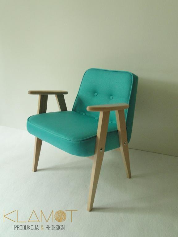 Fotel PRL model 366