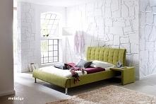 Łóżko tapicerowane HOBS :)