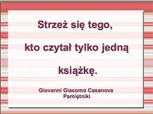 Giovanni Giacomo Casanova – Pamiętniki