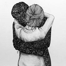 Bez ciebie moja dusza zmienia się w pył.