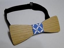Drewniana muszka - sprzedaż