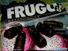 Żelki Frugo czarne