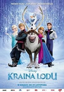 Kraina lodu...  Kiedy posiadająca moc kontroli nad śniegiem i lodem Elsa sprowadza srogą zimę na swoje królestwo, Anna wyrusza w podróż, aby odszukać siostrę oraz zakończyć pogo...