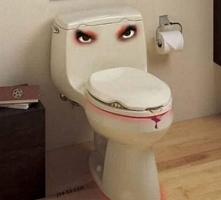 wchodzisz do łazienki, a  tam..... :')
