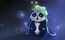 cute panda *___*
