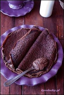 Naleśniki czekoladowe, najlepsze – przepis