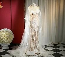 cudowna suknia ślubna *.*