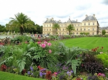 Pałac i ogród Luksemburski ...