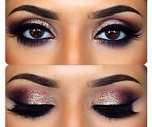 Piękny makijaż *.*