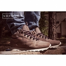 REEBOK CL LEATHER MID TRAIL...