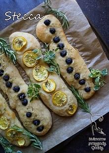 Stecca, włoskie chlebki