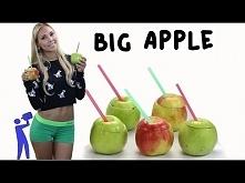 The Big Apple Cocktail - Tipsy Bartender