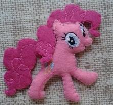 Pinkie Pie zrobiona :) co s...