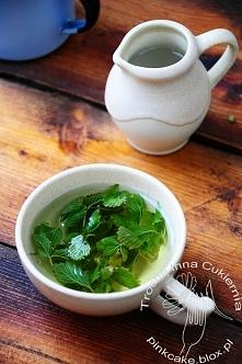 Herbata z poziomki