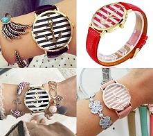 Zegarek z kotwicą. Podoba się Wam?