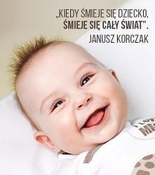 Uśmiech dziecka - bezcenny