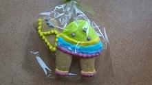 Słodki wielbłąd na urodzinki dla dziecka