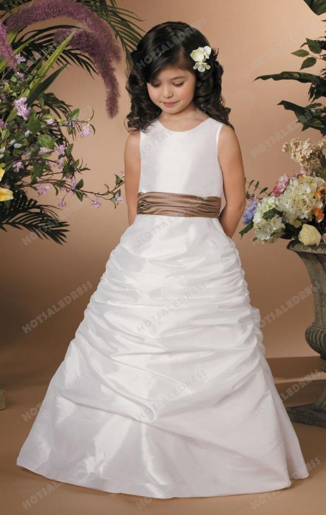 Taffeta Long Dress By Jordan Sweet Beginnings Collection L900