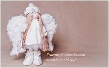 piękny aniołek