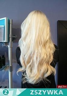 Jak dbacie o jasne blond włosy? Macie jakieś szampony, odżywki, olejki dzięki...