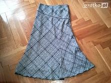 cieplutka spódnica maxi