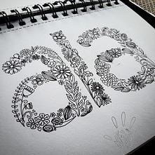 Ręcznie rysowane imię (nie ...