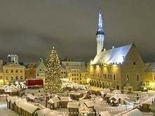 Jarmark świąteczny w Estonii :D
