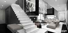 białe schody dywanowe | ACCELERATED ARCHITECTURE