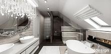 luksusowy salon kąpielowy z...