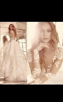 śliczna suknia :-)