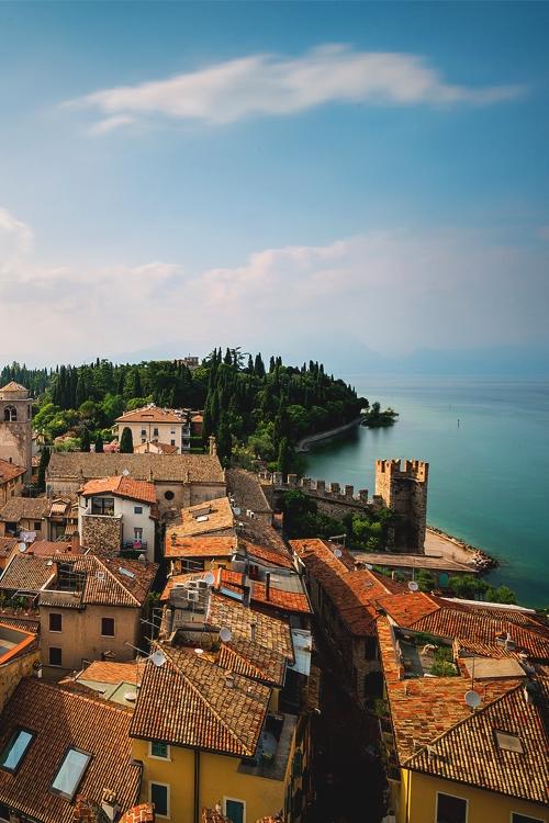 Lago di Garda, Włochy