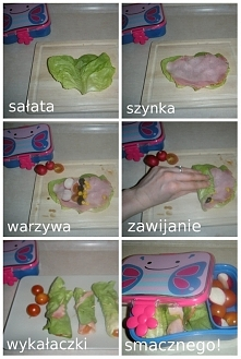 Prosta i zdrowa przekąska dla dzieci + śliczne pudełko śniadaniowe Skip Hop :)