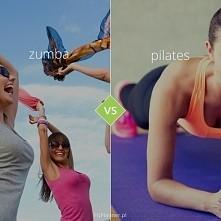 Zumba vs Pilates !  Coś dla ducha, czy dla ciała? Po co wybierać...zarówno Pilates, jak i Zumba to świetny sposób na odprężenie się po ciężkim dniu zarówno psychicznie, jak i fi...
