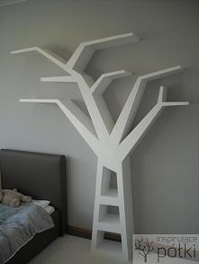 Regał drzewo 210x190x25cm Jedna z naszych realizacji:)