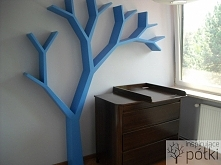 Półka jak drzewo 210x190x18...