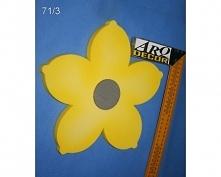 Kwiat Żółty (Dekoracje Ście...