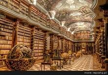 biblioteka Klementinum w Pradze *.*